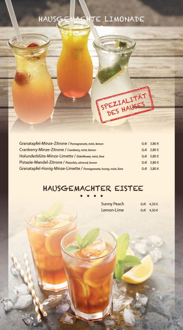 limonade restaurant bensheim